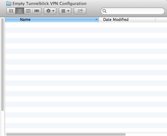 Mac-Empty-Folder